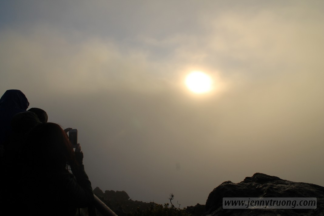 maui haleakala 1 Photo of the Day: Haleakala Crater Sunrise