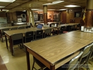 USS MIssouri - Dining Hall