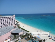 View from Suite at Riu Paradise Island