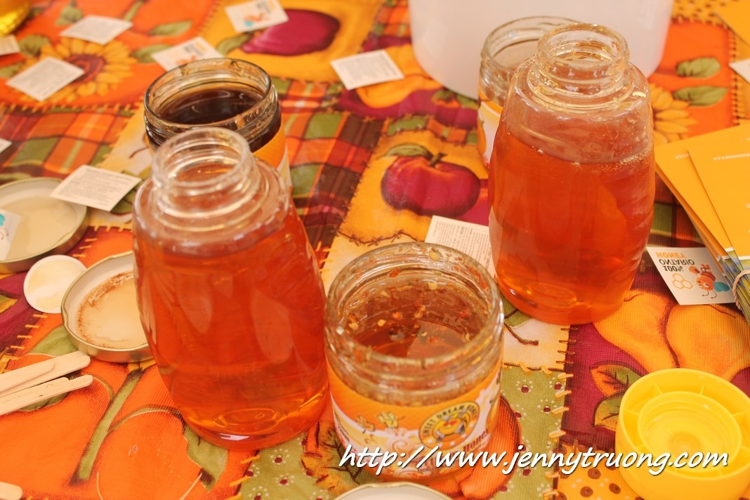 2014 Wilmot Orchard Breakfast Honey