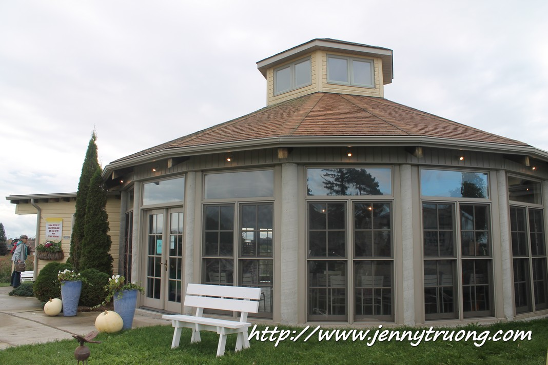 2014 Wilmot Orchard Breakfast Gazebo